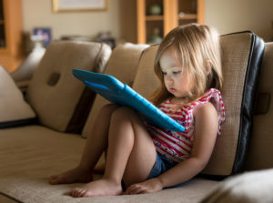 effects of screen time on brain development
